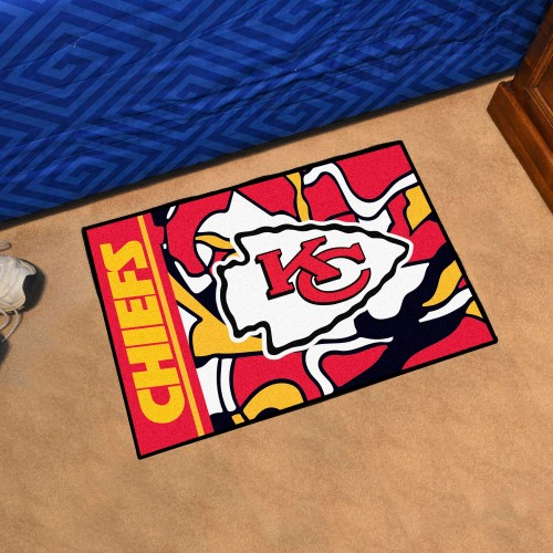 NFL - Kansas City Chiefs  Starter Rug 19