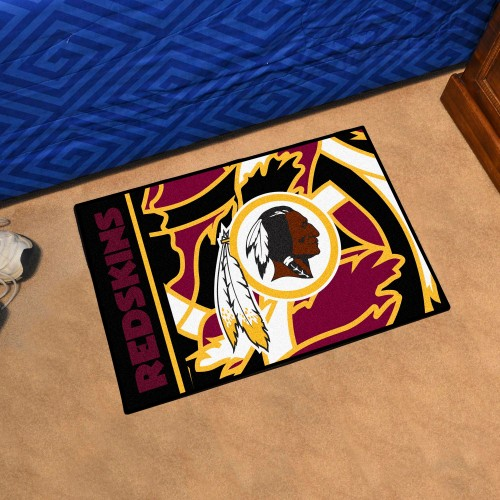 "NFL - Washington Football  Starter Rug 19""x30"""