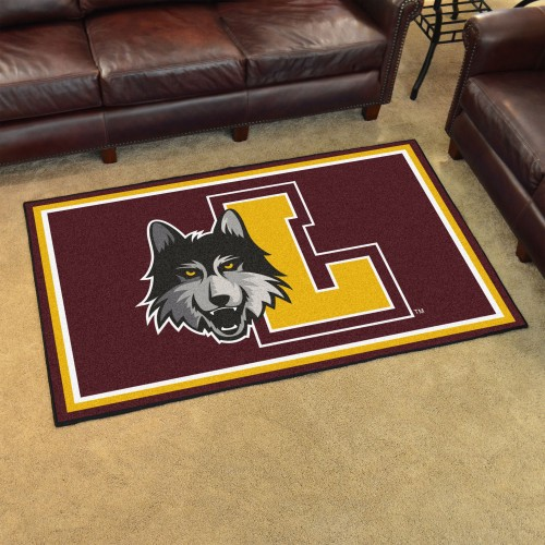 Loyola Chicago 4x6 Rug 44