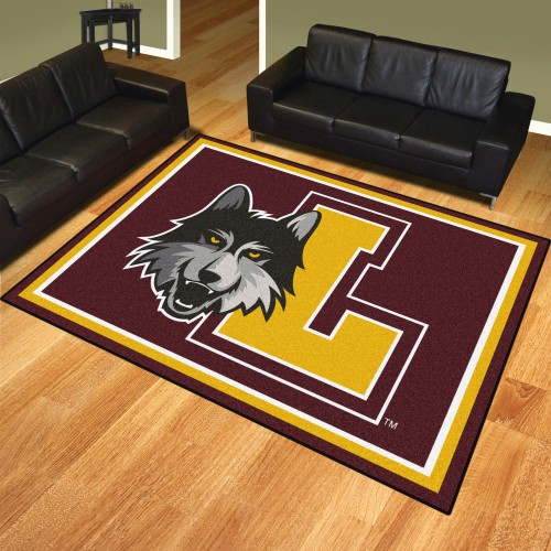 Loyola Chicago 8x10 Rug 87